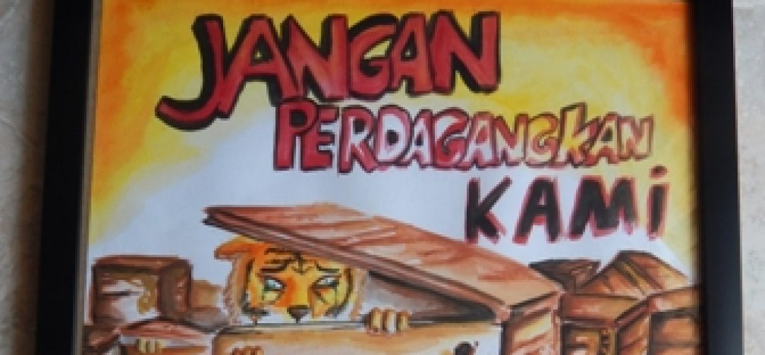 Kawan Imau Page 6 Selamatkan Harimau Sumatera